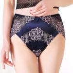 Оригинал High Waist 3XL-6XL Lace Floral Soft Panties
