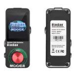 Оригинал MOOER MSS1 Радар-гитарная педаль эффектов Профессиональный динамик Simulator с 30 кабинами 11 моделей микрофонов
