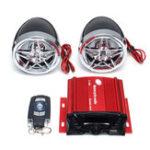 Оригинал SKUniversal мотоцикл Аудио Дистанционный Поддержка звуковых систем SD USB MP3 FM Радио Плеер Anti-Theft
