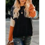 Оригинал Женское Трикотажные свитера с длинными рукавами