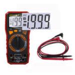Оригинал ANENG AN819C Цифровой Мультиметр LCD AC / DC Амперметр Сопротивление Емкость Тестер