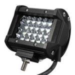 Оригинал 10-30В 120Вт 4дюйма 24 LED Прожекторный прожектор Подсветка прожектора Рабочий свет Вне дороги Лампа Авто Грузовик Мотор