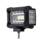 Оригинал 3.5 дюймов 72W LED Work Light Bar Боковой шутер Прожектор Combo Beam для внедорожника Jeep Offroad ATV
