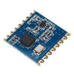 Оригинал RF4432X1Встроенныйбеспроводнойприемопередатчик443МГц для умного дома Дистанционное Управление