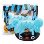 Оригинал Yummiibear Mrflippii Пончик Медведь Squishy Cute Медленный Risng Игрушка в подарок с упаковкой Сумка