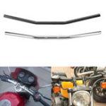 Оригинал 7/8 дюймов 22 мм мотоцикл Перетащите прямой руль для Suzuki Honda CG125 GN125 JH70
