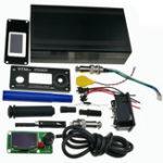 Оригинал KSGER V2.1S Digital STM32 OLED 1,3-дюймовый размер экрана T12 Температура Батарея Контроллер 5 Core Силиконовый Провод 9501 Пайка Набор ручек
