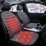 Оригинал Авто Подушка сиденья с электроподогревом Нагреватель Накладка DC 12V 45W для теплой зимы