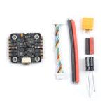 Оригинал Skystarts Mini TurboS 20A 4 в 1 ESC 2-4S BLHeli_S Dshot600 20×20 мм для FPV Racing RC Дрон
