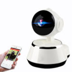 Оригинал 960P 355 ° WIFI На открытом воздухе Инфракрасный IP камера CCTV Домашней Безопасности Беспроводной Сигнализации камера