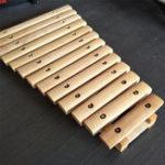 Оригинал 13-тонный деревянный ксилофон музыкальный фортепианный инструмент для детей малыш