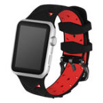 Оригинал KALOAD 44mm Silicone Bracelet Strap Replacement Sports Watch Band for Apple Watch 4