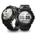 Оригинал BakeeyS816Трипроверки24часа в сутки Сердце Оценить На открытом воздухе 6 Спортивные часы Smart Mode 5ATM Ударопрочный компас 30 дней ожидания