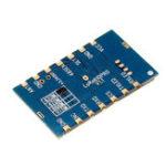Оригинал Lora610AES Радио трансивер SX1276 LoRa Модуль 4-5 Км Модуль беспроводной передачи данных с шифрованием AES