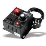 Оригинал AC 220 В 4000 Вт Переменный регулятор напряжения понижающий преобразователь напряжения трансформатор Мотор Скорость вращения вентилятора упр