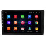 Оригинал 9 дюймов Android 8 Quad Core Touch 2 DIN Авто Стерео Радио Bluetooth WIFI GPS Nav Video MP5 Player