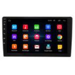 Оригинал 9 дюймов Android 8 Quad Core Touch 2 DIN Авто Стерео Радио Bluetooth WIFI GPS Nav Video MP5 Player