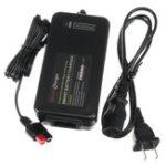 Оригинал 12,8 В 4S Lifepo4 Lithium Golf Батарея Зарядное устройство 4 А 5,5 мм Разъем постоянного тока Коннектор Plug