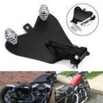 Оригинал 3inch Solo Крепление рессоры Набор и мотоцикл Сиденье Baseplate кронштейн для Harley Поплавок Chopper