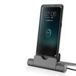 Оригинал Type-C Порт зарядное устройство 360º Вращение телефона Держатель для Samsung Galaxy Note 9 / Galaxy Note 8 Huawei Mate 20/Mate 20 Pro / Xiaomi Mi8