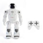Оригинал DEVO Robot Smart RC Робот Программируемый Инфракрасный Контроль Жестов Танец LED Игрушка-Робот Expression