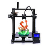 Оригинал ADIMLab Gantry-S 3D Printer DIY Kit 230*230*260mm Printing Size Support Power Resume/Filament Run-out Detector w/ Metal Extruder & 3 Fans for V6 Type Hot End