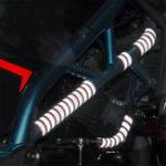 Оригинал Spirit Beast мотоцикл Наборы защитных полосок для светоотражающей ленты для мотокросса