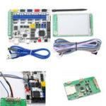 Оригинал F5 V1.1 RAMPS1.4 Материнская плата + 3,5 дюйма Colorful LCD Дисплей Набор Поддержка многоязычного переключения с Marlin для 3D-принтера