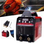 Оригинал ZX7-315 220 В 380 В 100A Электрический Ручной IGBT Цифровой Сварочный Аппарат