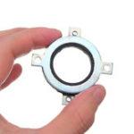 Оригинал 52 * 52 * 6 мм 42 Stepper Мотор Амортизатор вибрации NEMA 17 для части 3D-принтера