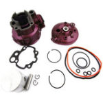 Оригинал 90cc 49mm Motorcycle Air Cylinder kit For Minarelli AM6 YAMAHA MBK TZR