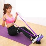 Оригинал KALOAD Sit-ups Assistive Fitness Equipment Legs Waist Abdomen Beauty Sports Exercise Tools