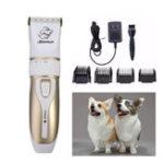 Оригинал BAORUN Global Voltage Pet Кот Собака Электрический Волосы Триммер
