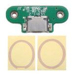 Оригинал Беспроводное зарядное устройство 2 Micro USB порт зарядки + наклейки для Studio 2.0