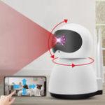 Оригинал WIFI 1080P ONVIF IP камера P2P Беспроводная связь IR Cut Security камера Ночное видение На открытом воздухе
