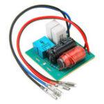 Оригинал 60W 2 Way 220UF Hi-Fi Аудио спикер Делитель частоты Динамик Аудио кроссовер Фильтры
