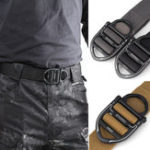 Оригинал 125cm ENNIU FA38-1 3.8cm Nylon Combat Training Belt Quick Release Buckle Military Tactical Belt