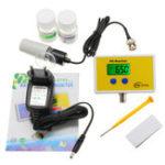 Оригинал Wattson WS-PH2701 0.01pH Resolution Online PH Monitor Water Quality Online Analyzer Tester