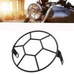 """Оригинал 5.75 """" Универсальный мотоцикл Футбольный гриль Защитная крышка для фар Harley Cruiser"""