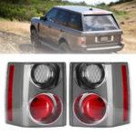 Оригинал Задний левый / правый Авто Задний фонарь в сборе Тормоз Лампа Белый + Красный для Range Rover Vogue L322 2002-2009