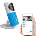 Оригинал 1080P HD IP Беспроводная Smart WiFi Видеонаблюдение камера Видео Baby Монитор 2-полосная АС
