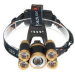 Оригинал 35000LMT6LEDФаравелосипеда18650 Аккумуляторы USB 4 режима Фонарик Велоспорт Кемпинг Восхождение Аварийное освещение
