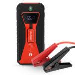 Оригинал 600A 12000mAh USB Jump Starter Авто Блок аварийного запуска