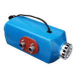 Оригинал 12V 5KW LCD Diesel Air Нагреватель Металлический корпус Парковка Нагреватель Для грузовых автомобилей Автодома Лодка Авто
