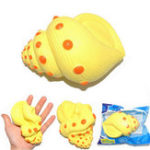 Оригинал 2 шт. Kiibru Squishy Conch Лицензионный Медленно Восходящая Оригинальная Упаковка Soft Коллекция Подарочная Декор Игрушка
