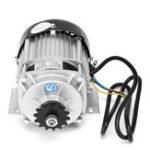 Оригинал 650 Вт постоянного тока 48/60 В Бесколлекторный водитель Двигатель электрический центробежный Насос Мотор для трехколесного самоката три кол