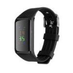 Оригинал Bakeey K1 Plus Сердце Оценить артериальное давление Монитор IP67 Водонепроницаемы Сообщение о вызове Напомнить Smart Watch