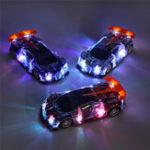 Оригинал 1PCHeshengyuanToys664-851/1827 МГц 4CH Rc Авто Моделирование Colorful LED Огни без Батарея