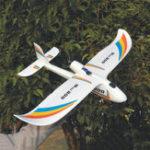 Оригинал Mini Surfer 800 800 мм Размах крыльев EPP Самолет Планер RC Самолет PNP