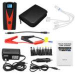 Оригинал 99900 мАч Dual USB Авто Jump Starter LCD Авто Батарея Booster Портативный блок питания с кабелями Jumper